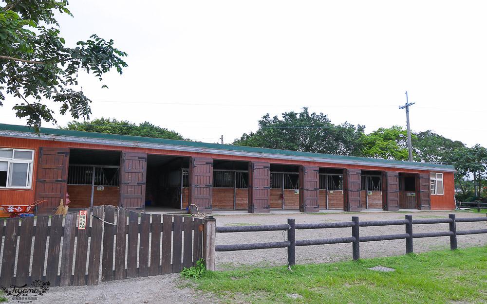 花蓮農場.花蓮免費親子景點》台開心農場,梅花鹿、馬場、孔雀、火鶴,大馬場騎馬體驗 @緹雅瑪 美食旅遊趣