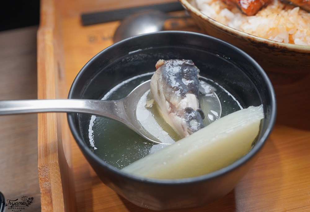 台南鰻魚飯 宝鰻,日本師傅的鰻魚飯專賣店,每日現殺鰻魚、限量鰻肝串燒!! @緹雅瑪 美食旅遊趣