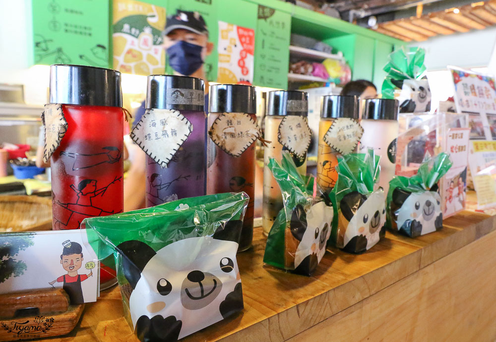 台東美食必吃這一味,榕樹下米苔目:人氣名店古早味米苔目料理 @緹雅瑪 美食旅遊趣