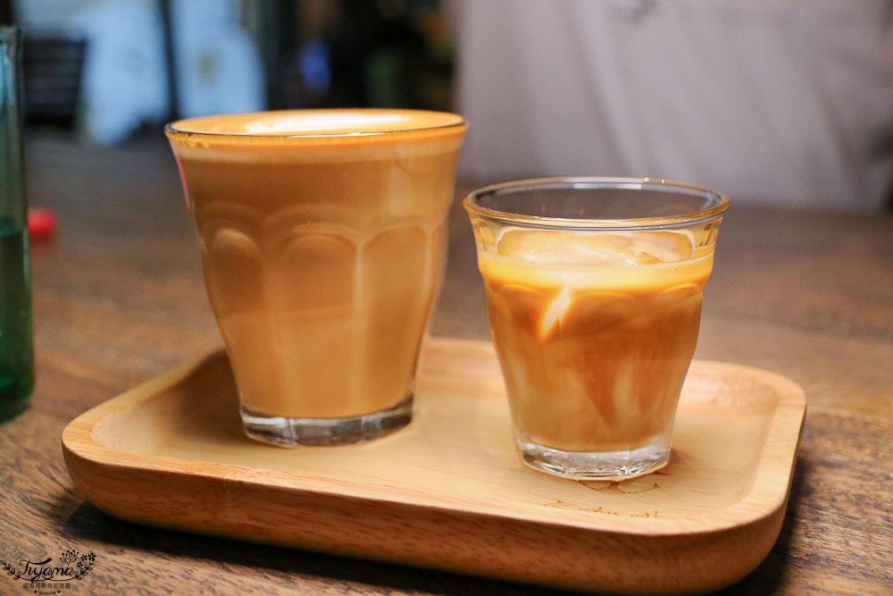 宜蘭咖啡廳》虎咖啡,咖啡人必訪巷弄職人級咖啡!! @緹雅瑪 美食旅遊趣