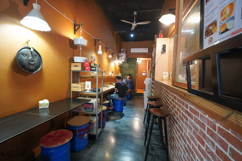 台南韓式便當,韓湘辣年糕-五妃店,韓式手搖便當.韓式拌拌拉麵,道地平價韓味便當 @緹雅瑪 美食旅遊趣