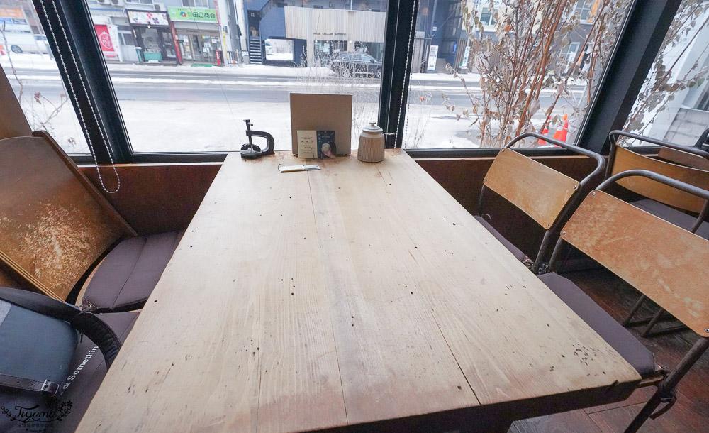北海道咖啡》Atelier Morihico森彥二店,大通公園時尚咖啡館推薦 @緹雅瑪 美食旅遊趣