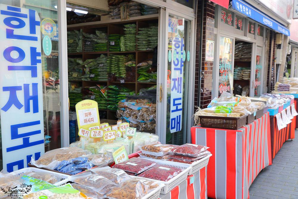韓國大邱排隊美食》巨松燉排骨、藥令市場,近代文化胡同路線必吃美食! @緹雅瑪 美食旅遊趣