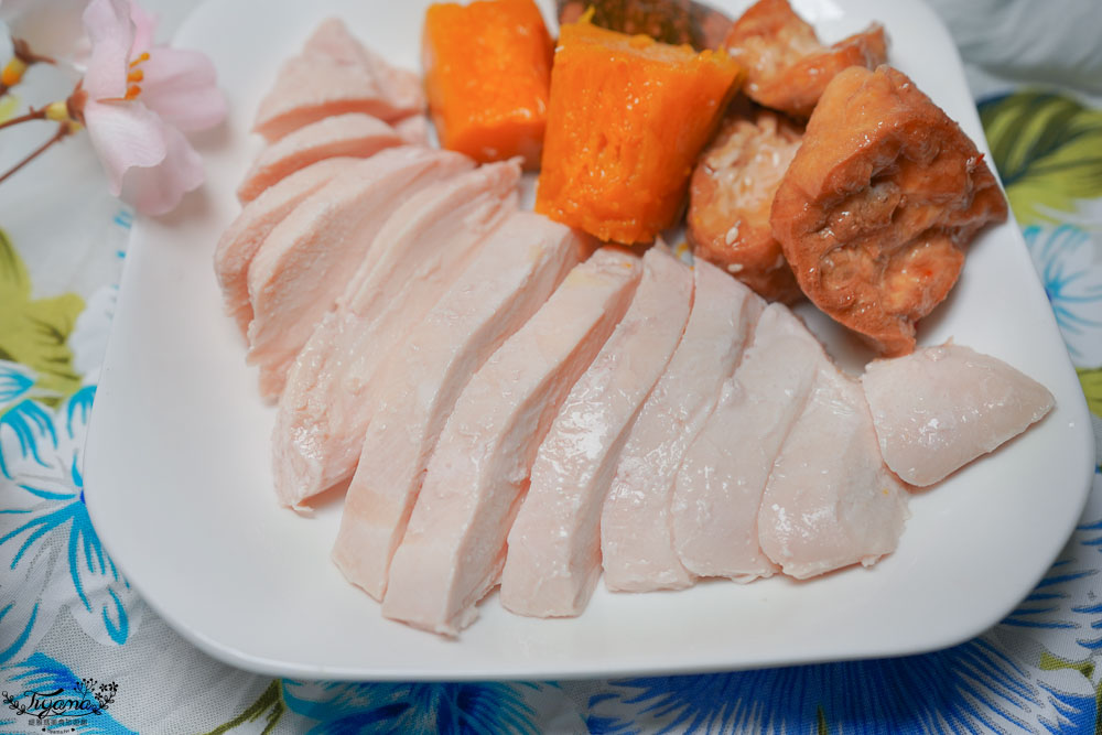 餘元堂 舒肥雞胸肉》健身瘦身小幫手,現開即食鮮嫩爆汁低溫烹調原味雞胸肉 @緹雅瑪 美食旅遊趣