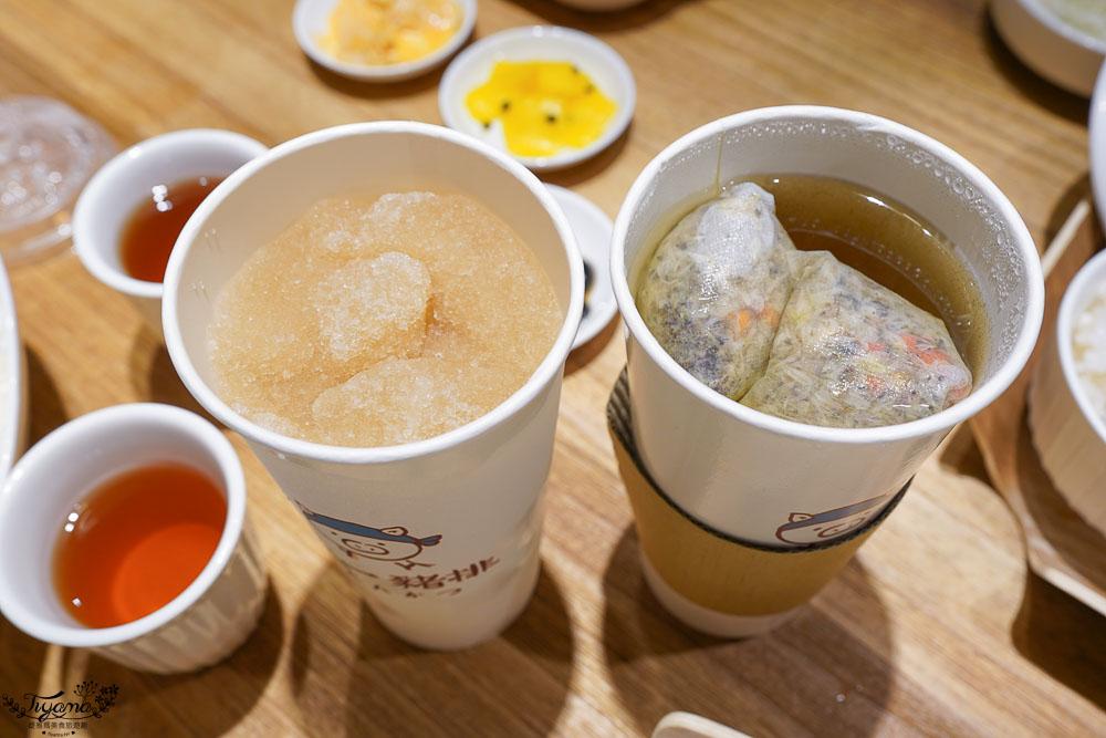 澎湖美食推薦》沐一豬排,精緻炸豬排套餐,附前菜甜點飲料,還有越光米、味噌湯、熱茶任食!! @緹雅瑪 美食旅遊趣