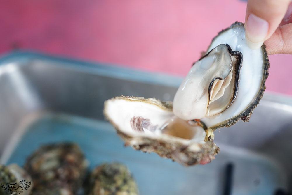 澎湖海洋牧場體驗,烤牡蠣吃到飽!海上皇宮水上牧場,釣魚烤蚵玩樂2.5小時 @緹雅瑪 美食旅遊趣