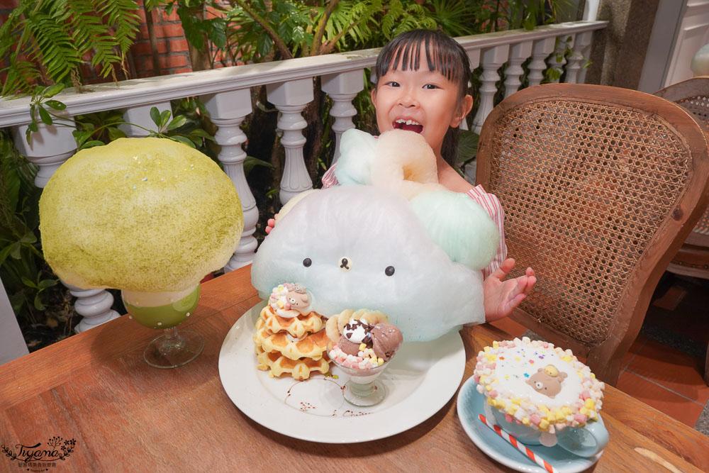 台南超人氣夢幻棉花糖鬆餅!!雛菊餐桌 台南店,從餐點到甜點,無可挑剔的森林系網美義式料理餐廳 @緹雅瑪 美食旅遊趣