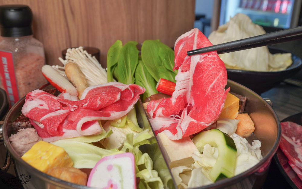 美國超鑽級羊肉,美味溫補營養值高!!湯正黑潮涮涮大快朵頤頂級美國羊肉 @緹雅瑪 美食旅遊趣