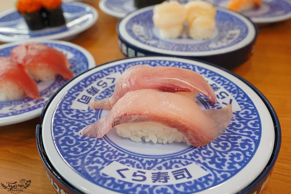 台南藏壽司 台南FOCUS店 訂位菜單搶先看!吃5盤扭一次扭蛋機會,台南首間藏壽司來囉~ @緹雅瑪 美食旅遊趣