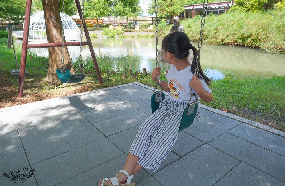 宜蘭好拍網美景點》伊格魯童話森林,夢幻小北歐場景、北歐繪本館、親子餐廳 @緹雅瑪 美食旅遊趣