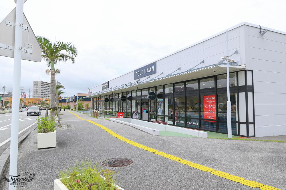沖繩Outlet購物城 Outlet Mall Ashibinaa,衣服包包3折起,媽媽會失心瘋的購物中心 @緹雅瑪 美食旅遊趣