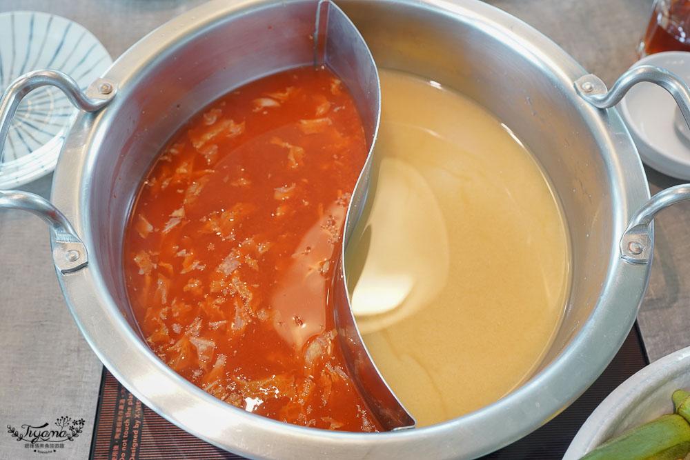 宜蘭火鍋,老婆吃鍋.老婆豆花,澎湃海陸火鍋,8種湯底任你選,甜點必吃老婆豆花 @緹雅瑪 美食旅遊趣