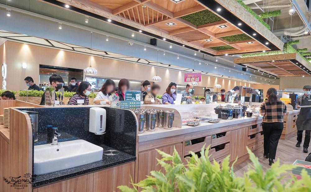 台南星野肉肉鍋plus再升級,台南南紡購物中心店全新開幕!!神級肉舖海物天堂,全新的極品等級「豪華海陸饗宴」 @緹雅瑪 美食旅遊趣
