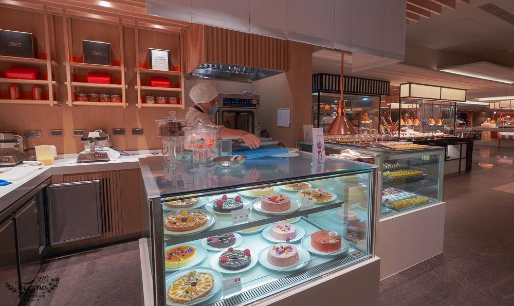 遠東Cafe自助餐,香格里拉台北遠東國際大飯店6樓自助餐~重新改裝開幕 @緹雅瑪 美食旅遊趣