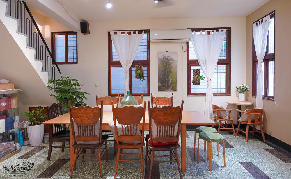 台南甜點工作室,我們Our甜點工作室,隱身巷弄內的低調老宅甜點咖啡館 @緹雅瑪 美食旅遊趣