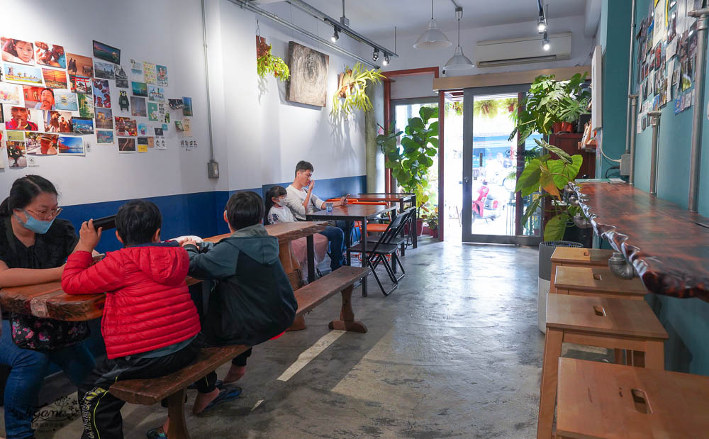 台南學甲咖啡館 湠咖啡:學甲市場旁的文青咖啡館,拉花拿鐵、手作甜點… @緹雅瑪 美食旅遊趣