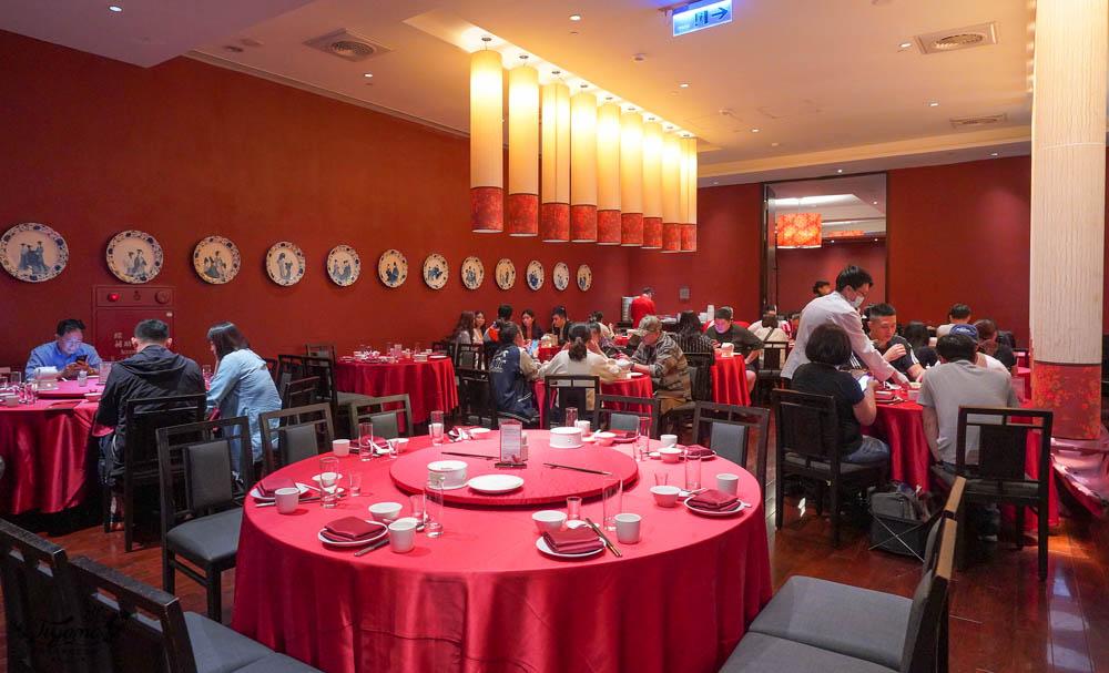 蘭城晶英烤鴨》紅樓中餐廳,宜蘭必吃櫻桃霸王鴨五吃,一吃就難忘!! @緹雅瑪 美食旅遊趣