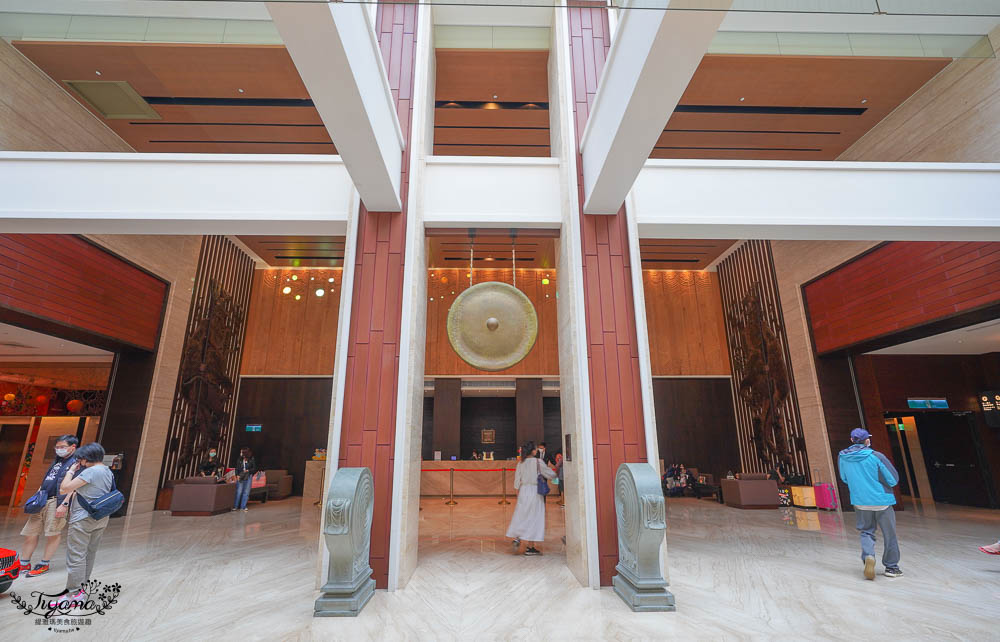 宜蘭親子飯店》蘭城晶英酒店 芬朵奇堡主題客房,設施活動超精彩,從進房忙到退房~ @緹雅瑪 美食旅遊趣