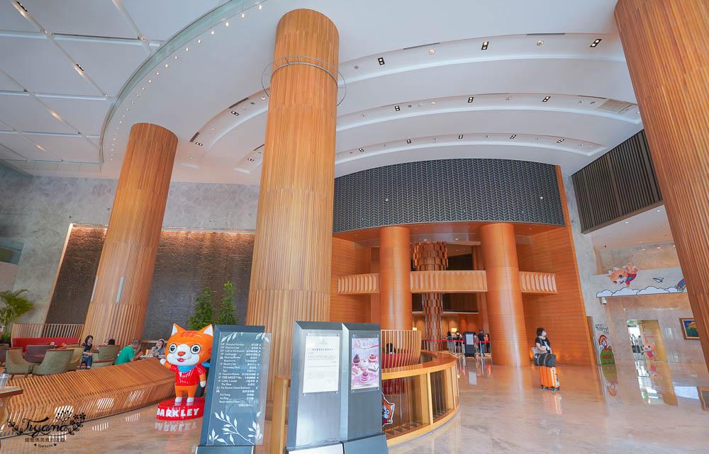 台南住宿推薦》台南遠東香格里拉飯店,眺望台南城市第一高美景,早餐必吃牛肉湯、牛肉粥 @緹雅瑪 美食旅遊趣