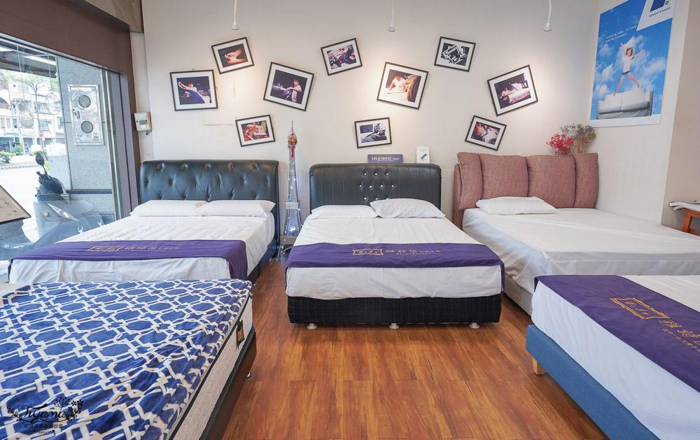 台南床墊專家》雅詩茵手創床墊,專業職人客製化床墊,讓你找到真正適合屬於自己的好床 @緹雅瑪 美食旅遊趣