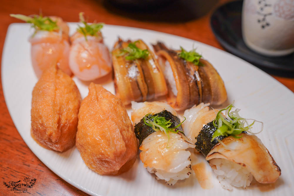 台南海鮮丼》風驛鮨味壽司丼飯專賣店,炙燒海鮮丼、炙燒握壽司,不吃生魚料理也OK~ @緹雅瑪 美食旅遊趣
