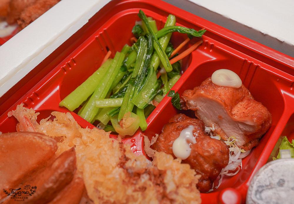台南日式便當推薦「初幸 居食屋」,媲美日本鐵路便當級的北海道烏賊飯,還有三款精緻超值日式餐盒 @緹雅瑪 美食旅遊趣