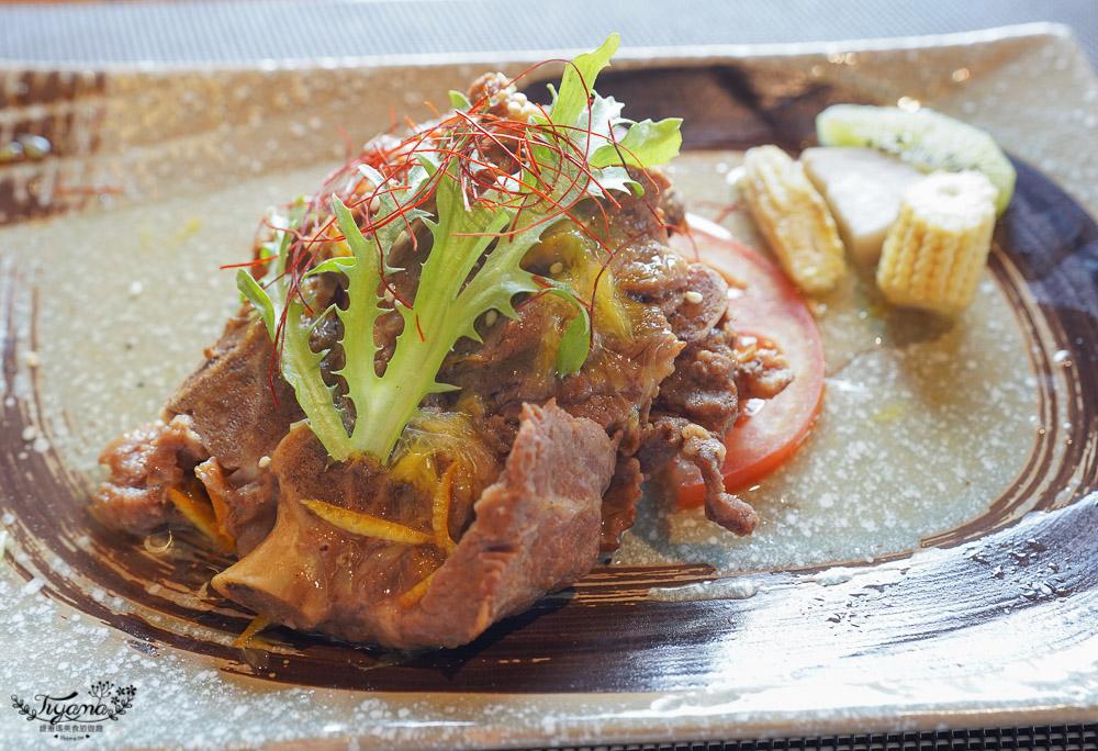 合掌喫茶食事處 京都風日式無菜單料理,彰化美食讓你一秒飛日本的山林隱密餐廳! @緹雅瑪 美食旅遊趣