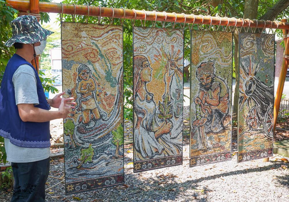 台南東山區西拉雅部落|吉貝耍部落小旅行,品味西拉雅風味餐、手作DIY,感受吉貝耍部落的魅力!! @緹雅瑪 美食旅遊趣