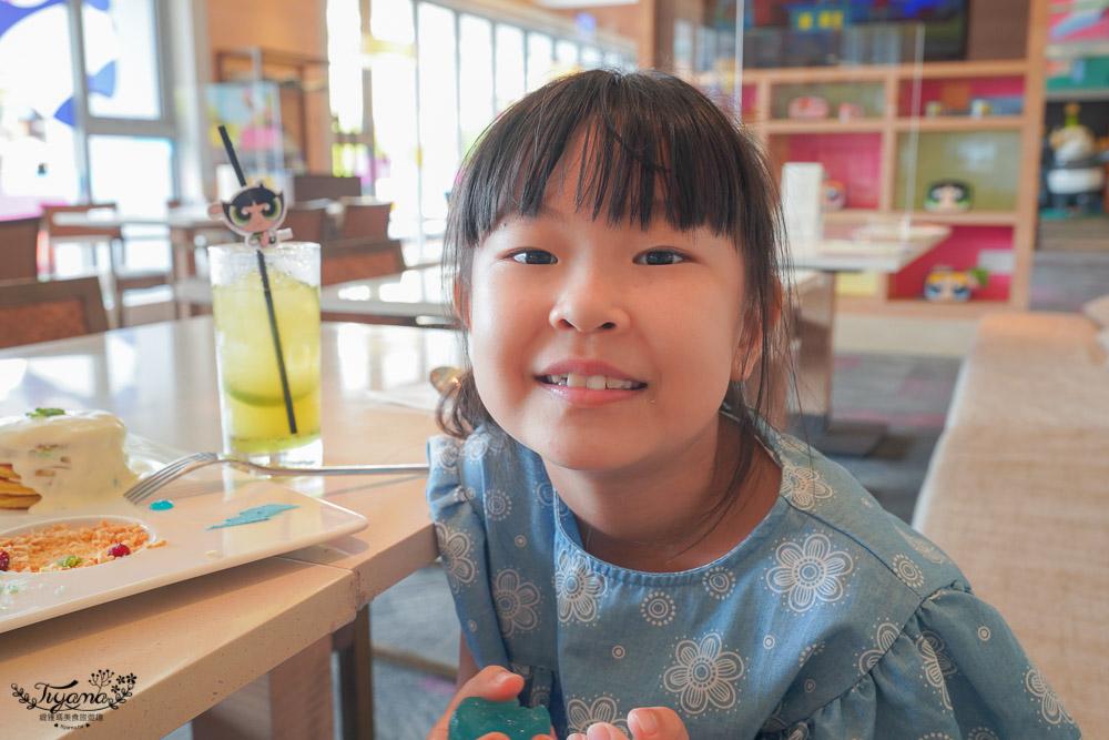 飛天小女警主題餐|台南和逸下午茶套餐,一次給你3種選擇!!台南美食|台南親子餐廳|和逸飯店台南西門館 @緹雅瑪 美食旅遊趣