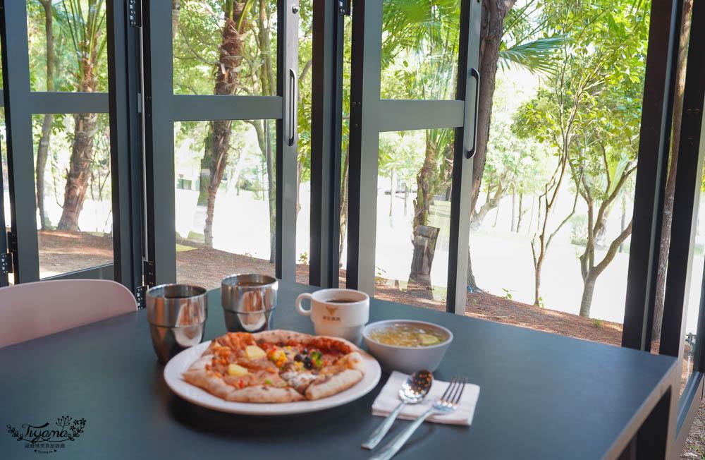 斑比跳跳 x 三灣棕櫚灣:全新頂級露營車/全包式一泊四食/浮誇A5和牛波斯頓龍蝦晚餐,小小周也來慶生! @緹雅瑪 美食旅遊趣