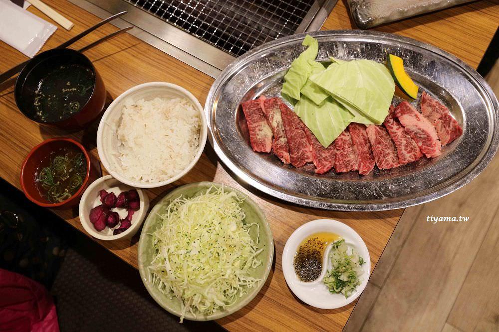 京都和牛燒肉推薦|神戸牛販賣認定店:焼肉やる気 四条河原町店 @緹雅瑪 美食旅遊趣