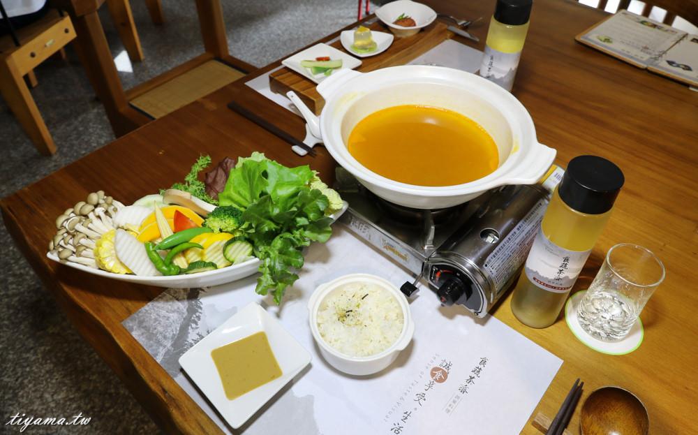 食蔬茶齋 · 蔬果料理|兼具美味養生的食藝素食饗宴.2017全新菜色再升級 @緹雅瑪 美食旅遊趣