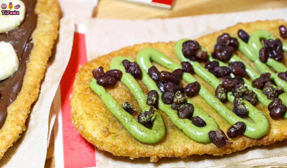 安平新散步甜品|畢夫餅:鬆厚薄脆金黃餅皮的加拿大國民美食&「畢夫聖代」夏日消暑聖品 @緹雅瑪 美食旅遊趣