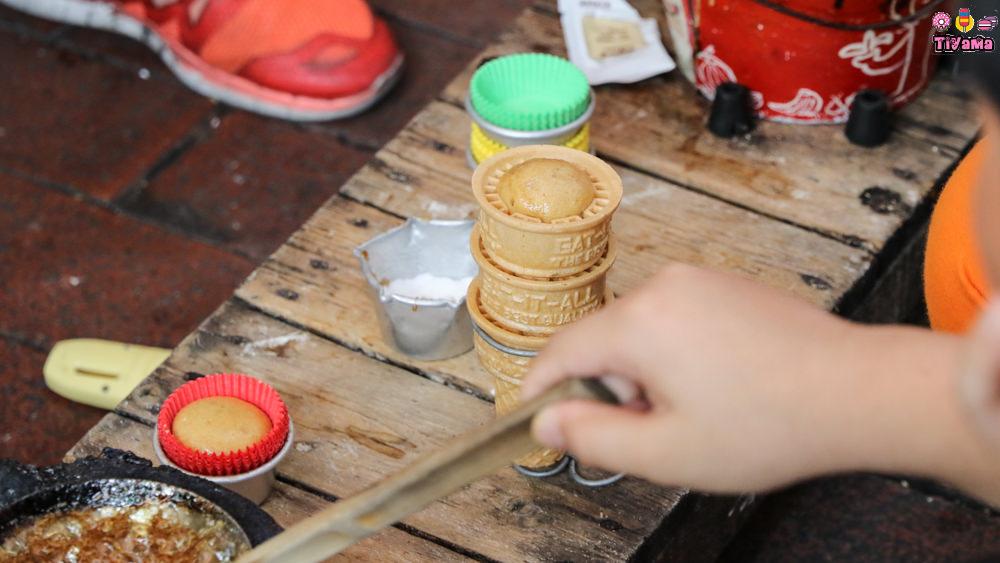 孔廟趣味古早味小吃|椪糖DIY:「孔廟魅力商圈」醋咪煮椪糖體驗&懷舊伴手禮 @緹雅瑪 美食旅遊趣