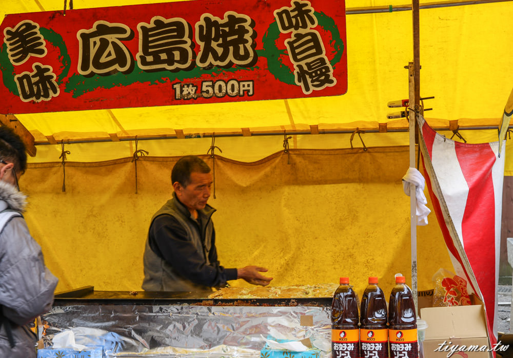 神社前美食街|伏見稻荷神社.街頭美食市集:參拜前先來趟美食巡禮吧! @緹雅瑪 美食旅遊趣