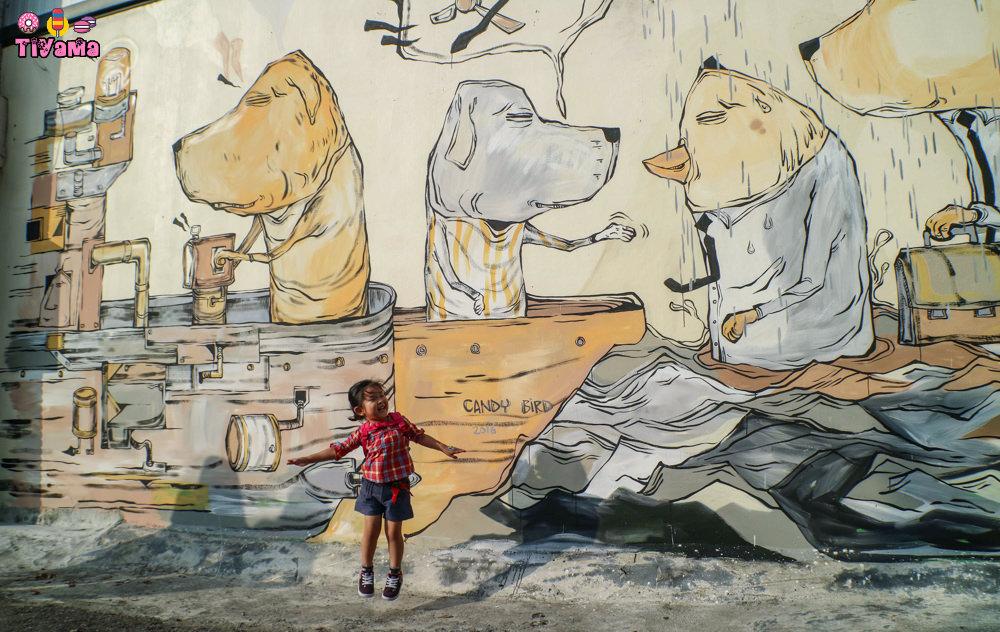 【台南熱門景點】散步「正興街」&「國華街」:來一趟老屋訪文藝之旅,在台南定居真好!(2017.07更新) @緹雅瑪 美食旅遊趣