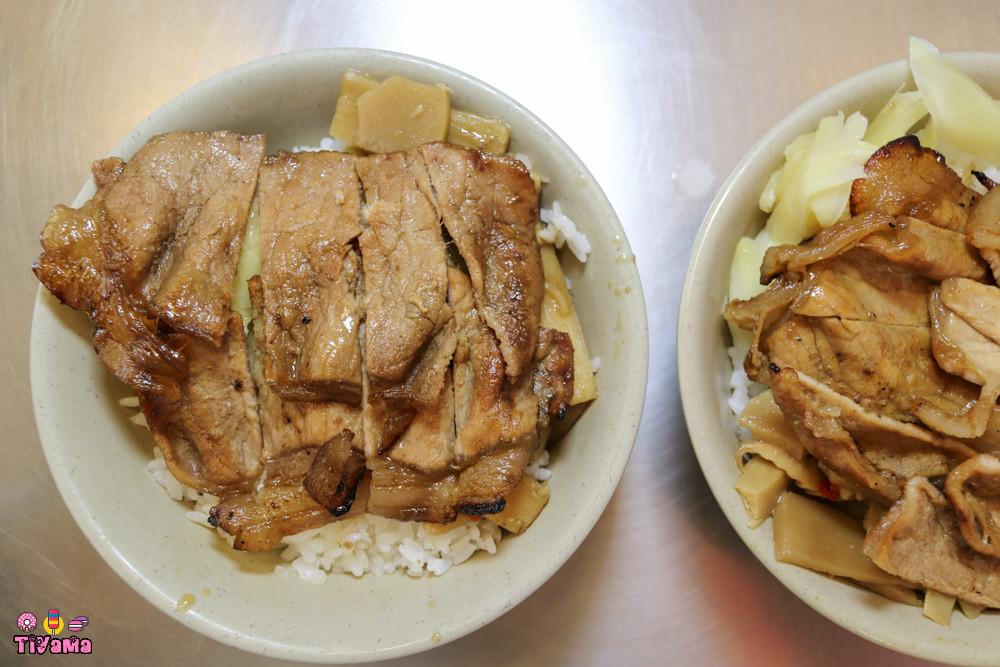台南國華街美食|永樂燒肉飯:沙拉、湯、燒肉飯,吃飽喝足只要70元 @緹雅瑪 美食旅遊趣