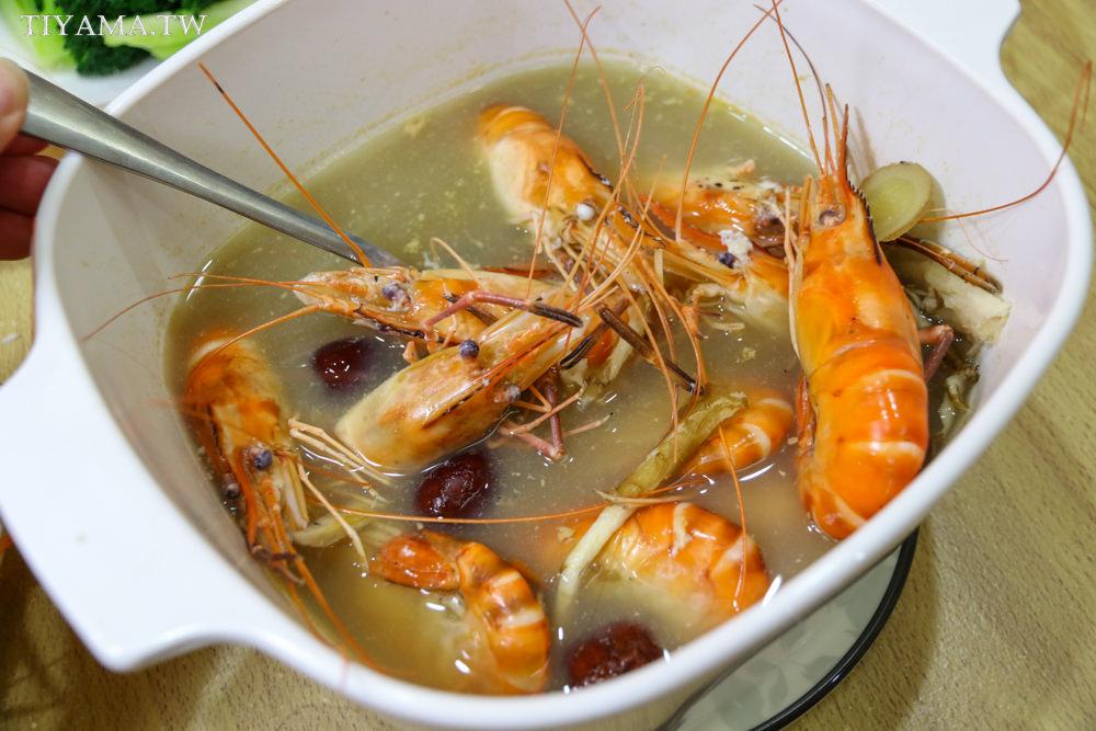 段泰國蝦|全省宅配生鮮:活凍泰國蝦想吃就吃+4道快速方便懶人料理 @緹雅瑪 美食旅遊趣
