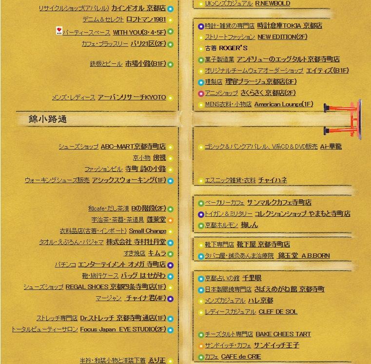 寺町通商店街|先斗町|鴨川|GRAM日式厚鬆餅:「漫步京都優閒半日遊」(含寺町通店鋪地圖) @緹雅瑪 美食旅遊趣