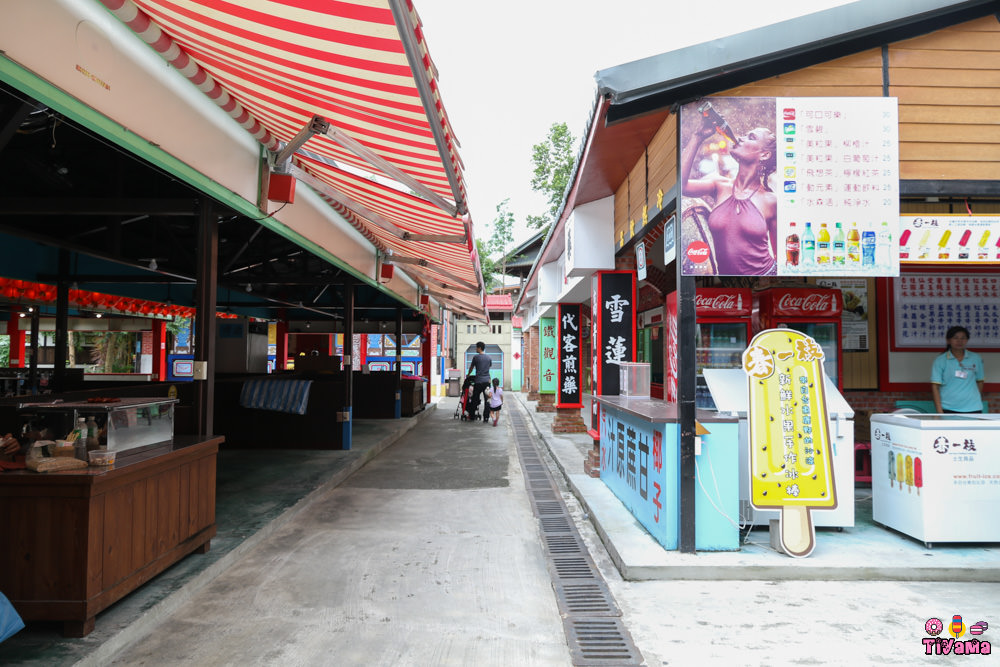 南投景點|置身於日本童話故事場景的桃太郎村|台灣影城|溜小孩樂園 @緹雅瑪 美食旅遊趣
