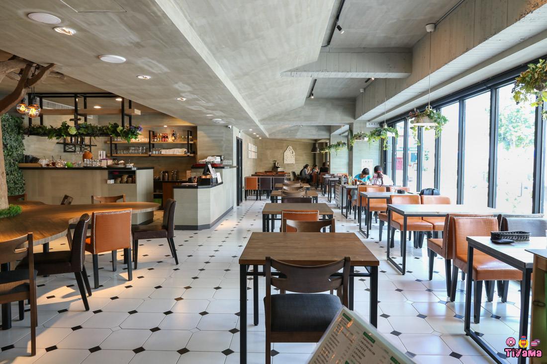 日光徐徐 台南前鋒店|南方家屋旅店2F:多樣化平價早午餐,全新開幕!! @緹雅瑪 美食旅遊趣
