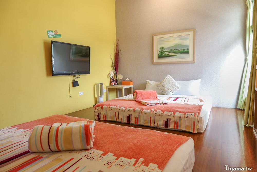 安蘭居青年旅館|管家帶路導覽| AN LAN JIE Hostel:主題式風格 雙人房~家庭房、背包房 @緹雅瑪 美食旅遊趣