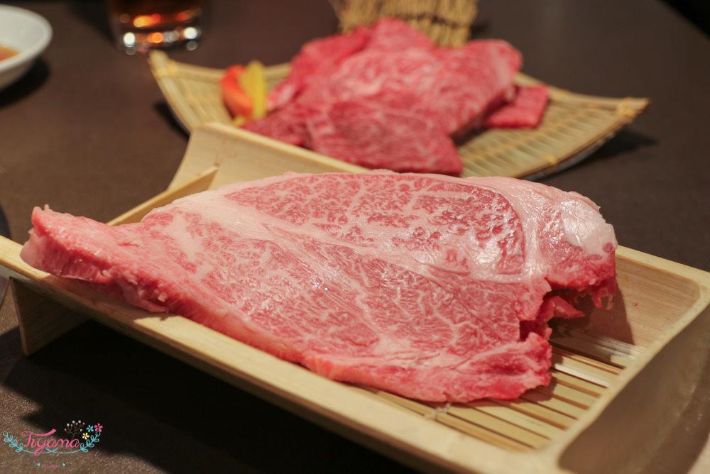 大阪燒肉|鶴橋牛一:A5黑毛和牛套餐2~3人6800日元「鶴橋本店&新館 限定」(含菜單) @緹雅瑪 美食旅遊趣