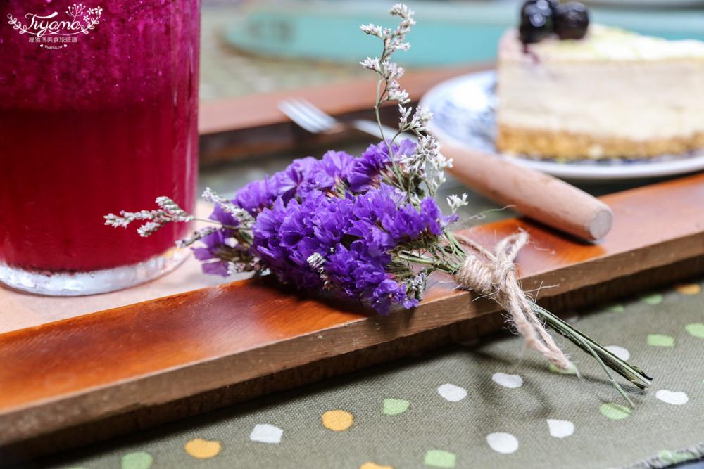 台中下午茶|蒔嚐 しばしば|老屋文青咖啡館:乾燥花藝、手作課程 、輕食茶飲、選物店 @緹雅瑪 美食旅遊趣