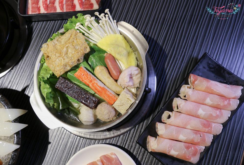 五鮮級平價鍋物-永康大灣店|台南平價火鍋:白飯、飲料無限供應,打卡送豬肉|壽星送很大|肉盤買一送一 @緹雅瑪 美食旅遊趣