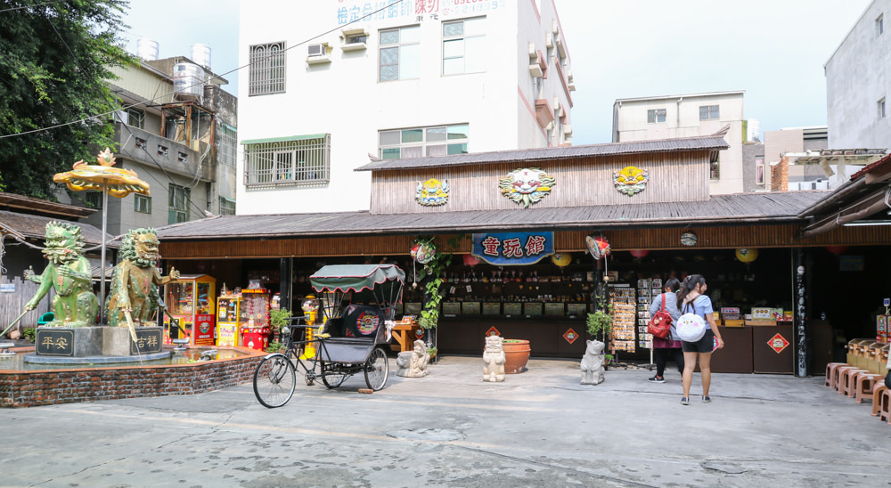台南一日遊行程規劃:不走安平老街之台南安平一日遊|台南安平吃喝玩樂推薦 @緹雅瑪 美食旅遊趣