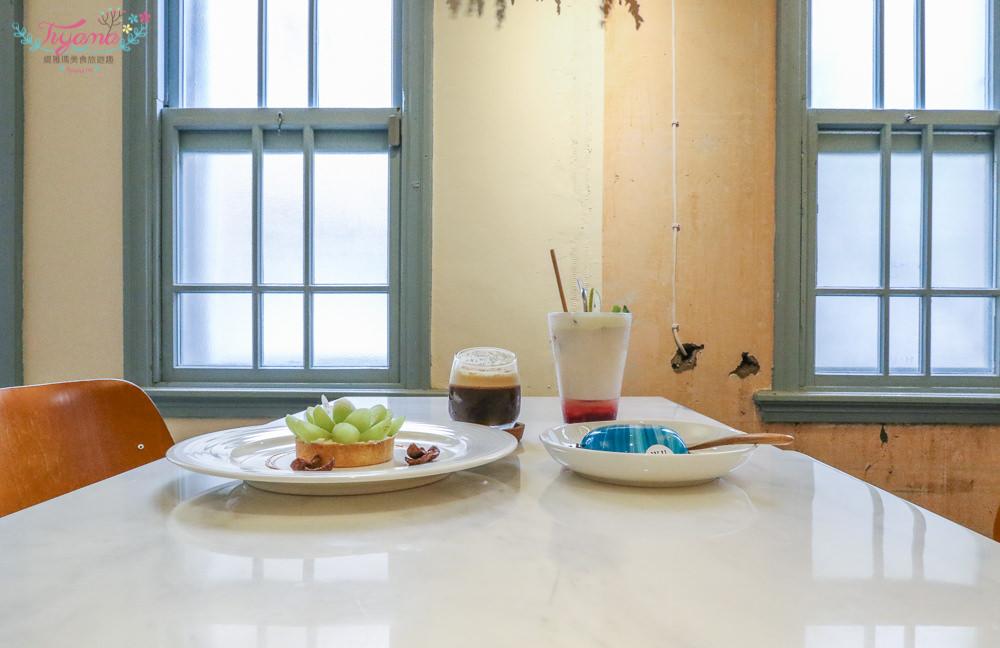 熨斗目花珈琲 珈哩 cafe:浮誇咖啡廳,文青&好拍好吃,網美必來|台南老屋|台南咖哩|台南下午茶 @緹雅瑪 美食旅遊趣