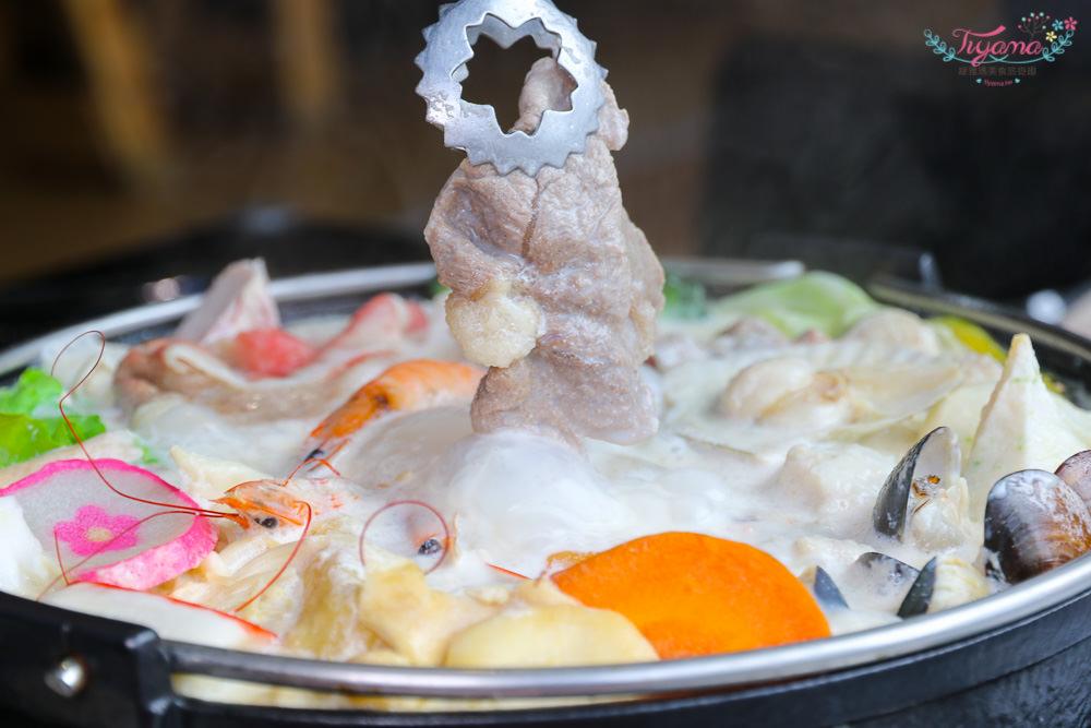 碳鍋屋村私房料亭燒肉:冬季限定-正宗鍋物吃到飽|燒肉吃到飽|台南新市 @緹雅瑪 美食旅遊趣