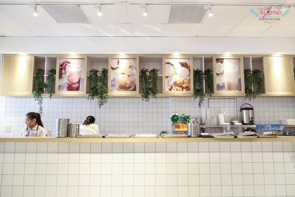 嘉義冰品|芋頭主義-芋薯甜品職人:吃挫冰也可以很文青,芋頭控最愛!|嘉義IG人氣地標 @緹雅瑪 美食旅遊趣