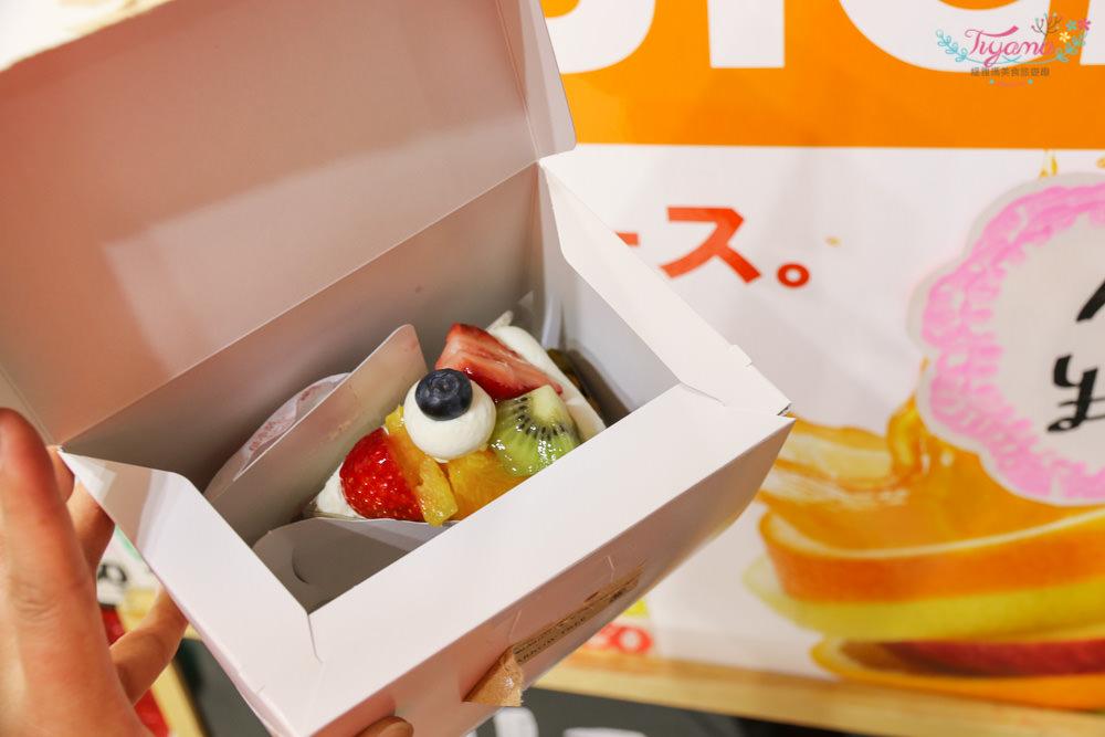 大阪甜點 ARROW TREE Whityうめだ店:結合草莓水果甜點&水果批發店的甜點店 台灣亞羅珠麗 @緹雅瑪 美食旅遊趣